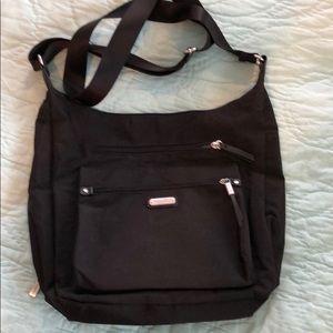 Handbags - black bargaining purse
